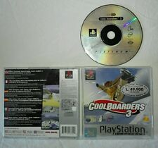 COOL BOARDERS 3 ps1 psx gioco game Sony PlayStation 1998 vintage no manuale