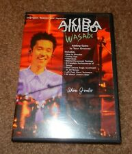 Akira Jimbo - Wasabi: Adding Spice to Your Grooves (DVD, 2008)