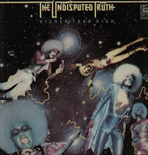 THE UNDISPUTED TRUTH Higher Than High GORDY RECORDS 927 Sealed Vinyl LP