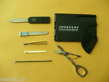 VICTORINOX SWISS CARD MADE FOR TOURNEAU WATCH COMPANY ONE OF A KIND!