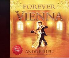 Andre Rieu / Forever Vienna - (CD + DVD) - 2CD - MINT