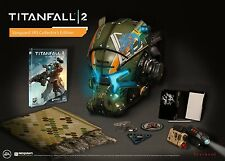 NEW Titanfall 2 Vanguard Collector's Edition (Microsoft Xbox One, 2016)