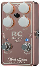 Xotic Effects RC Booster Scott Henderson Limited Edition Copper New RCB-SH
