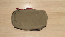 BLACKHAWK! S.T.O.M.P. Medical Pack Accessory Pouch with Red Handle - USMC Tan
