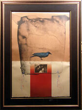 Frank Howell Wounded Knee Woman Original Color Lithograph Hand Signed Make Offer