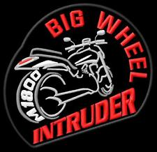 Suzuki Intruder Big Wheel M1800R Aufnäher iron-on patch