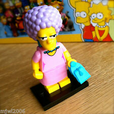 LEGO 71009 THE SIMPSONS Minifigures PATTY BOUVIER #12 SERIES 2 SEALED Minifigs