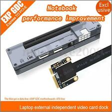 V8.0 EXP GDC Laptop External Independent Video Card Dock Mini PCI-E For Beast