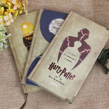 Movie Harry Potter Diary Planner Journal Book Agenda Notebook Notepad Gifts