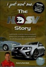 I Just Want One -The HSV Story DVD Hosted by Mark Skaife brand new sealed holden