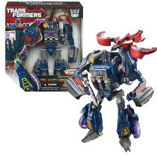Transformers La Caduta di Cybertron Soundwave & GUFO è FIGURES Toy bello, raro!