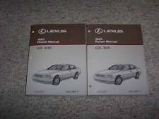 1993 Lexus GS300 GS 300 Workshop Shop Service Repair Manual Set Vol. 1-2
