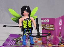 Playmobil 6841 Figures Girls Serie 10, Elfe Elben Kriegerin Armbrust  #11 NEU