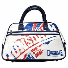 Lonsdale Inglaterra bolso londres Union Jack bolso deportivo rojo Messenger bolso deportivo