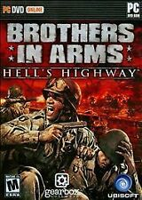 Brothers in Arms HELL'S HIGHWAY - US Version - UBISoft Shooter PC Game - NEW