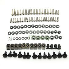 Complete Fairing Bolts Kit for Suzuki GSXR600 01-03 GSXR750 00-03 GSXR1000 01-02