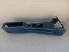 1974-80 FIREBIRD ORIGINAL BLACK AUTO CENTER CONSOLE OEM PONTIAC TRANS AM FORMULA