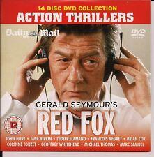 ACTION THRILLER DVD RED FOX GERALD SEYMOUR JOHN HURT