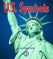 First Step Nonfiction - Government: U. S. Symbols by Ann-Marie Kishel (2007,...