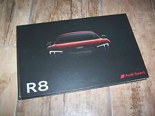 Catalogue /  Brochure AUDI R8 (incl: R8 Plus) 2015  //