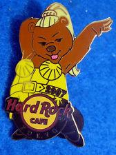 TOKYO JAPANESE ROCKER BEAR SERIES #7 MADONNA BUSTIER CORSET Hard Rock Cafe PIN