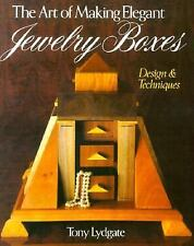 The Art Of Making Elegant Jewelry Boxes: Design & Techniques
