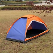 Waterproof Singel Layer Automatic Pop Up 1 Person Travel Festival Camping Tents