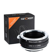Adapter For Sony Alpha Minolta AF A-type Lens to Sony E-mount NEX-3 NEX-5N SALE