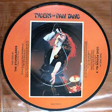 "TYGERS OF PAN TANG ‎– Love Potion No.9  7"" Picture Disc Single  MCA  ‎– MCAP 769"