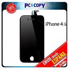 Pantalla LCD + Tactil completa para iPhone 4S  NEGRO Calidad A+