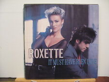 Roxette - It Must Have Been Love c/w Paint plus Cry(Live)- Free UK Post