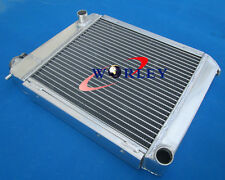 50mm ALUMINUM RACE RADIATOR for AUSTIN ROVER MINI 1275 GT 1959-1997 59 60 61 62