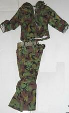 1/6 Scale Dragon Modern Hong Kong / African Rhodesian Army Uniform Loose
