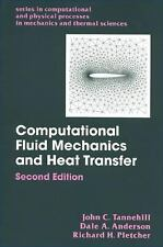 Computational Fluid Mechanics and Heat Transfer, Second Edition (Series in Compu