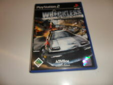 PlayStation 2 PS 2 Wreckless-The Yakuza misiones