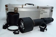 Nikon lens Ai-S NIKKOR ED 800mm F8 IF AS IS RefNo 104544