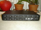 IRP Professional AM4080 with PS-1, 8 Channel Mixer with Equalizer, Vintage Rack