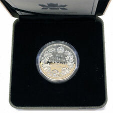 1911 - 2001 Canada $1 Commemorative Proof Silver Dollar