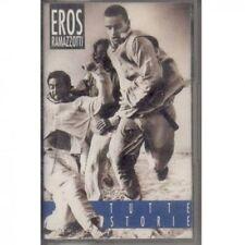 Eros Ramazzotti - Tutte Storie - 1993 MC Album originale Musicassetta Audio Tape
