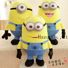 "20"" Despicable Me 2 Plush Soft Toy In Movie Minion Minions 3D Eye Doll Big Gift"