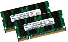 2x 1GB 2GB DDR2 RAM Samsung Speicher Medion MD95422 MD95458 MD95500 DDR2 533 Mhz