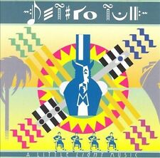JETHRO TULL A Little Light Music CD