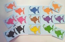 COLOUR 'FISH' MATCH GAME  -SPECIAL NEEDS/ PRE-SCHOOL/ EYFS/ FIRST LEARNING
