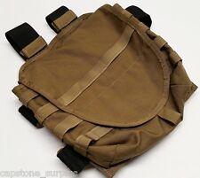 MSA Paraclete Large Leg Drop Breachers Bag Pouch COYOTE BB007-LG-COY EUC MOLLE