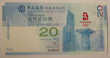 The Beijing 2008 Olympic Games Commemorative Hong Kong Banknote
