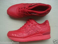 Asics Gel Lyte III/3 43 Red/Red