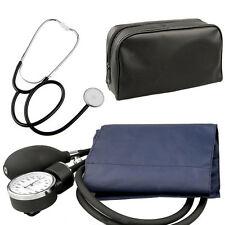 Blood Pressure Cuff Stethoscope Sphygmomanometer Kit with Nylon Cuff SET