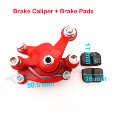 Rear Disc Brake Caliper For Chinese Mini Gas Electric ATV GoPed Scooter Go Kart