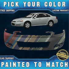 NEW Painted To Match - Front Bumper Cover Fascia For 2006-2013 Chevrolet Impala