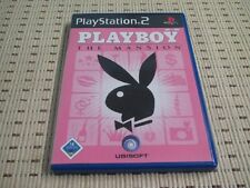 Playboy The Mansion für Playstation 2 PS2 PS 2 *OVP*